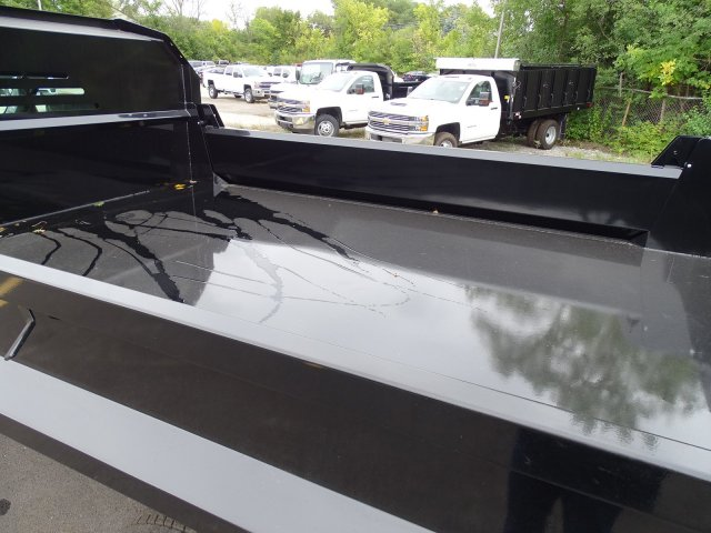 2019 Silverado 3500 Regular Cab DRW 4x4,  Monroe MTE-Zee Dump Body #66126 - photo 9