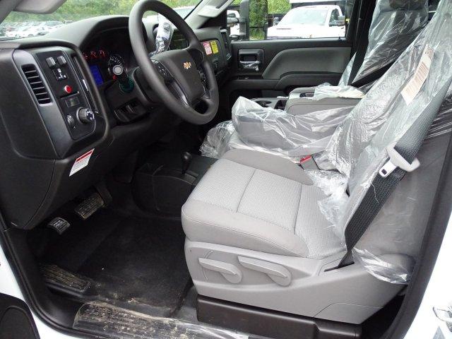 2019 Silverado 3500 Regular Cab DRW 4x4,  Monroe Dump Body #66127 - photo 11