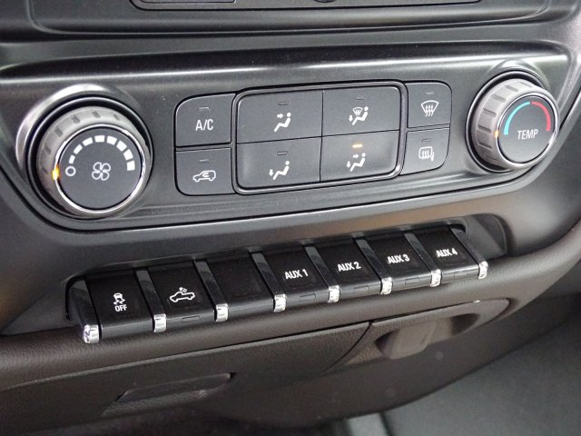 2019 Silverado 3500 Regular Cab DRW 4x4,  Monroe Dump Body #66127 - photo 16