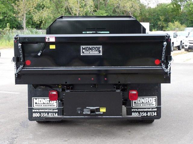 2019 Silverado 3500 Regular Cab DRW 4x4,  Monroe Dump Body #66127 - photo 8