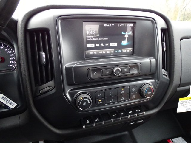 2019 Silverado 2500 Double Cab 4x4,  BOSS Pickup #66148 - photo 11