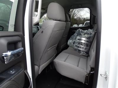 2019 Silverado 2500 Double Cab 4x4,  BOSS Snowplow Pickup #66148 - photo 6