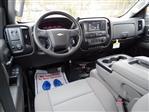 2019 Silverado 2500 Double Cab 4x4,  BOSS Snowplow Pickup #66148 - photo 8