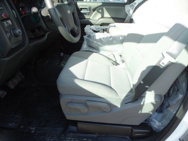 2019 Silverado 3500 Regular Cab DRW 4x4,  Monroe MTE-Zee Dump Body #66172 - photo 12