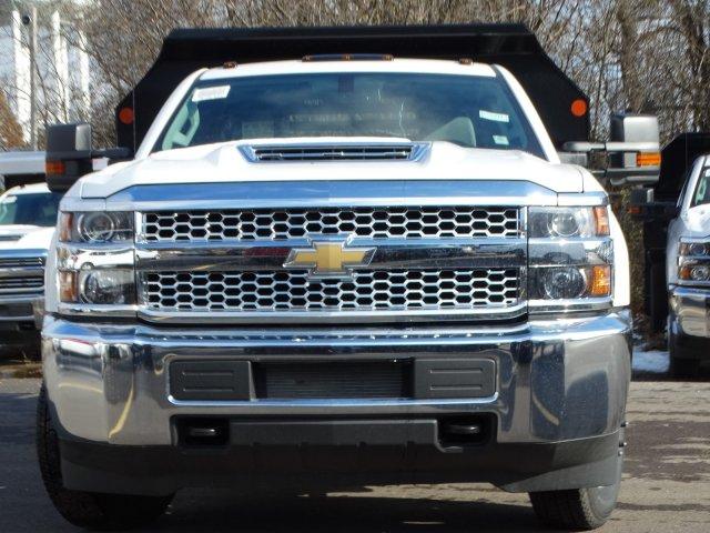 2019 Silverado 3500 Regular Cab DRW 4x4,  Monroe MTE-Zee Dump Body #66172 - photo 4