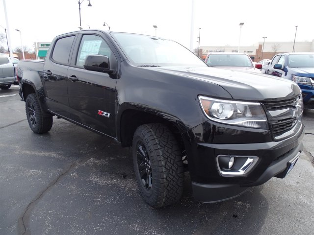 2019 Colorado Crew Cab 4x4,  Pickup #66199 - photo 5