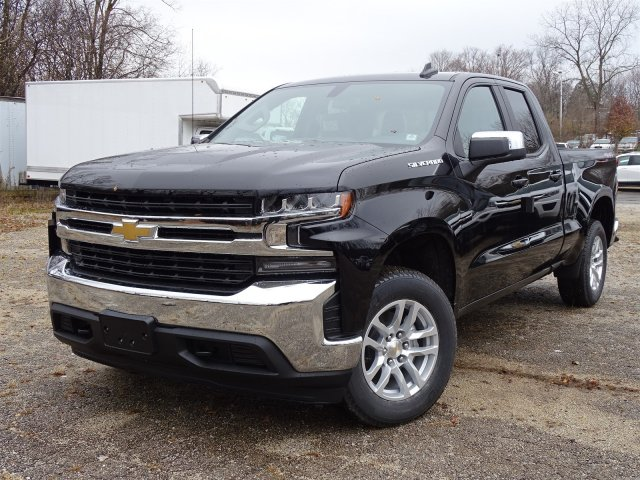 2019 Silverado 1500 Double Cab 4x4,  Pickup #66210 - photo 1
