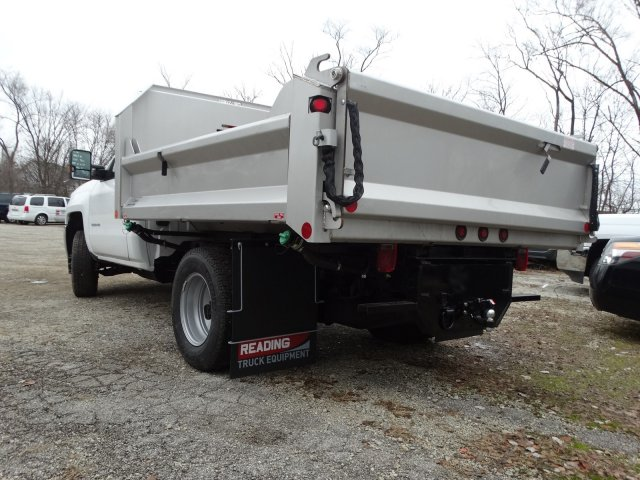 2019 Silverado 3500 Regular Cab DRW 4x4,  Crysteel S-Tipper Dump Body #66260 - photo 2