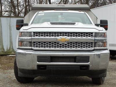2019 Silverado 3500 Regular Cab DRW 4x4,  Crysteel S-Tipper Dump Body #66260 - photo 3