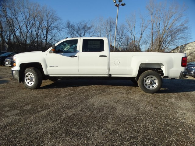 2019 Silverado 3500 Crew Cab 4x2,  Pickup #66271 - photo 13