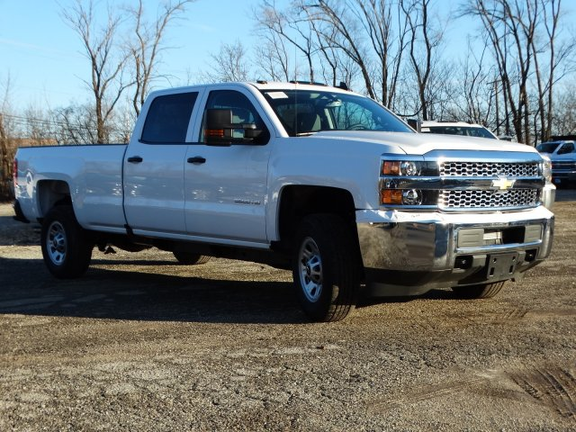 2019 Silverado 3500 Crew Cab 4x2,  Pickup #66271 - photo 4