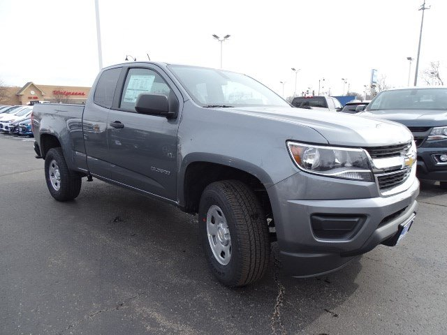 2019 Colorado Extended Cab 4x2,  Pickup #66377 - photo 1