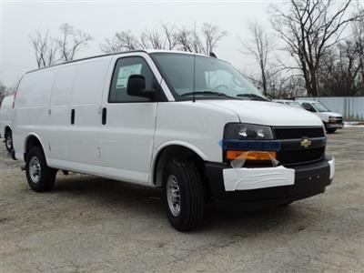 2019 Express 2500 4x2,  Adrian Steel General Service Upfitted Cargo Van #66393 - photo 5