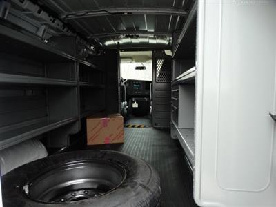 2019 Express 2500 4x2,  Adrian Steel General Service Upfitted Cargo Van #66393 - photo 8