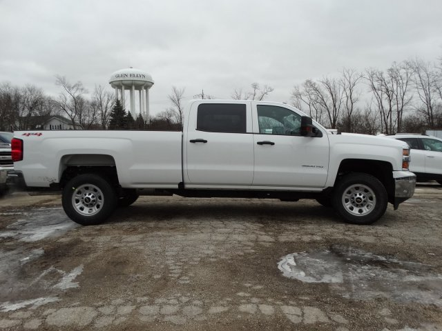 2019 Silverado 3500 Crew Cab 4x4,  Pickup #66398 - photo 5