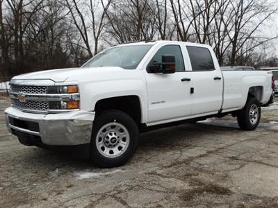 2019 Silverado 3500 Crew Cab 4x4,  Pickup #66398 - photo 1