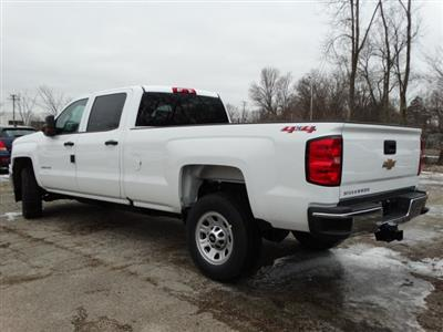 2019 Silverado 3500 Crew Cab 4x4,  Pickup #66398 - photo 2
