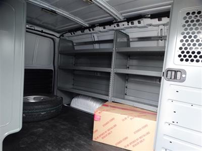 2019 Express 2500 4x2,  Adrian Steel Commercial Shelving Upfitted Cargo Van #66406 - photo 2