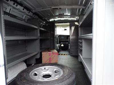 2019 Express 2500 4x2,  Adrian Steel Commercial Shelving Upfitted Cargo Van #66406 - photo 6