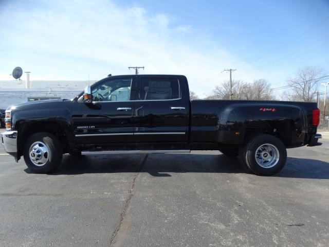 2019 Silverado 3500 Crew Cab 4x4,  Pickup #66441 - photo 11
