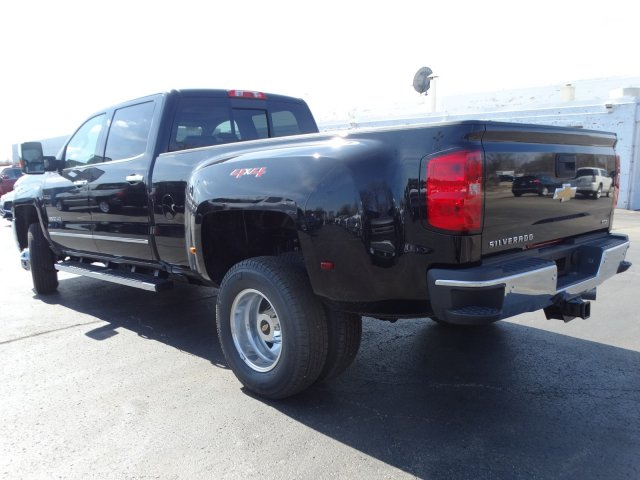 2019 Silverado 3500 Crew Cab 4x4,  Pickup #66441 - photo 2
