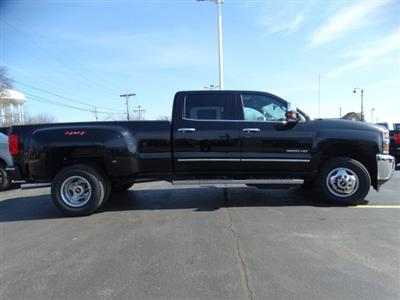 2019 Silverado 3500 Crew Cab 4x4,  Pickup #66441 - photo 6