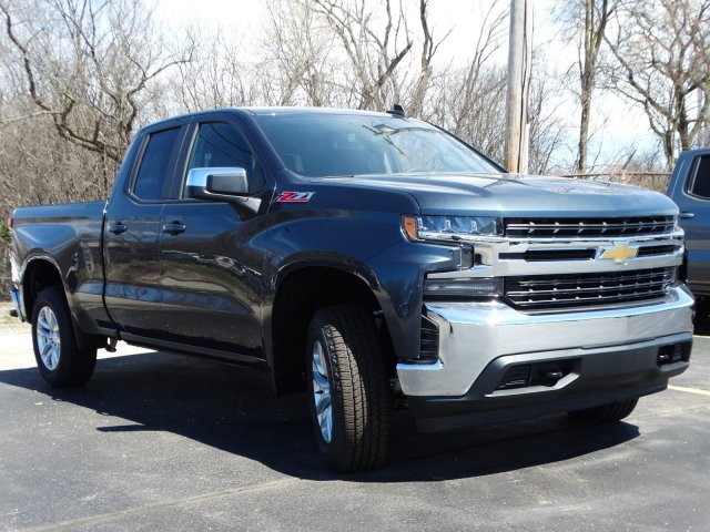 2019 Silverado 1500 Double Cab 4x4,  Pickup #66478 - photo 5