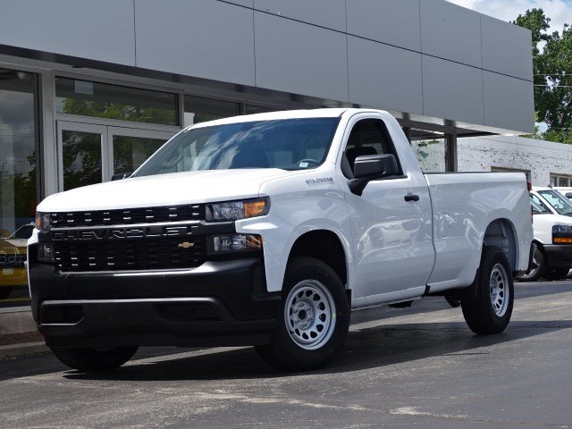 2019 Silverado 1500 Regular Cab 4x2 Pickup Stock 66601