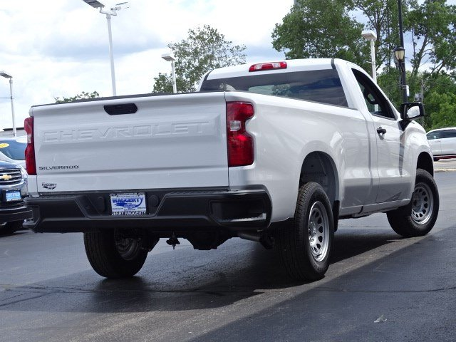 2019 Silverado 1500 Regular Cab 4x2,  Pickup #66601 - photo 6