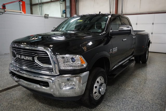 2018 Ram 3500 Crew Cab DRW 4x4, Pickup #D182209 - photo 4