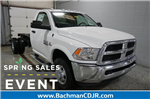 2018 Ram 3500 Regular Cab DRW 4x4, Cab Chassis #D182210 - photo 1