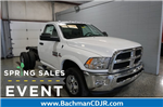 2018 Ram 3500 Regular Cab DRW 4x4, Cab Chassis #D182262 - photo 1