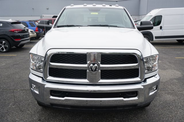 2018 Ram 3500 Crew Cab DRW 4x4,  CM Truck Beds Platform Body #D182263 - photo 3