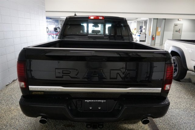 2018 Ram 1500 Crew Cab 4x4,  Pickup #D182302 - photo 6