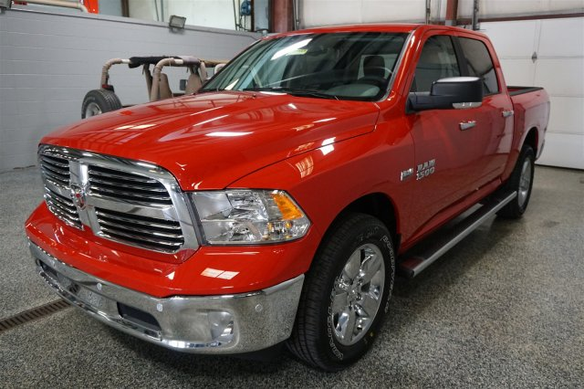 2018 Ram 1500 Crew Cab 4x4,  Pickup #D182362 - photo 4