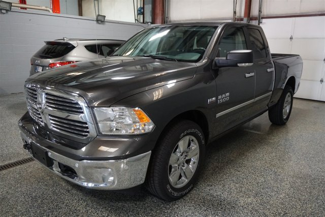 2018 Ram 1500 Quad Cab 4x4,  Pickup #D182414 - photo 4