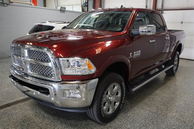 2018 Ram 2500 Crew Cab 4x4,  Pickup #D182602 - photo 4
