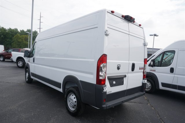 2018 ProMaster 3500 High Roof FWD,  Empty Cargo Van #D182614 - photo 5