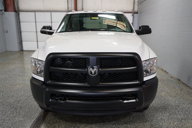 2018 Ram 3500 Regular Cab DRW 4x4,  Cab Chassis #D182682 - photo 3