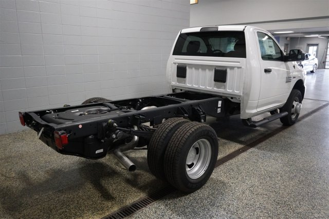 2018 Ram 3500 Regular Cab DRW 4x4,  Cab Chassis #D182682 - photo 2