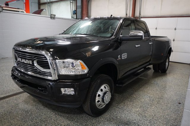 2018 Ram 3500 Crew Cab DRW 4x4,  Pickup #D182719 - photo 4