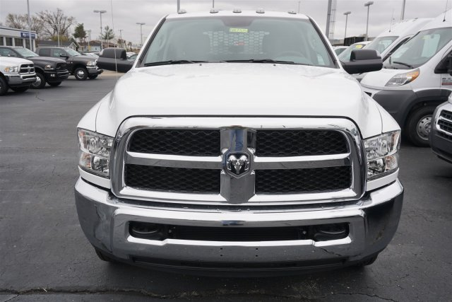 2018 Ram 3500 Crew Cab DRW 4x4,  Knapheide Platform Body #D182735 - photo 3