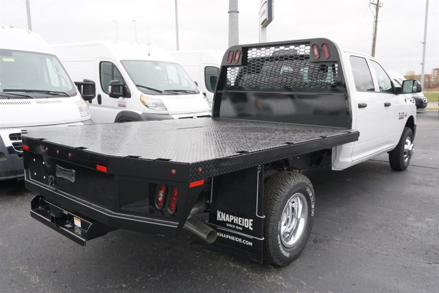 2018 Ram 3500 Crew Cab DRW 4x4,  Knapheide Platform Body #D182735 - photo 2
