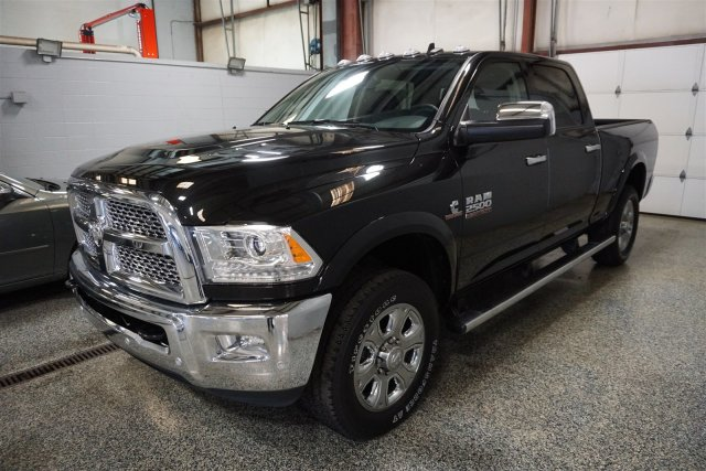 2018 Ram 2500 Crew Cab 4x4,  Pickup #D182751 - photo 4