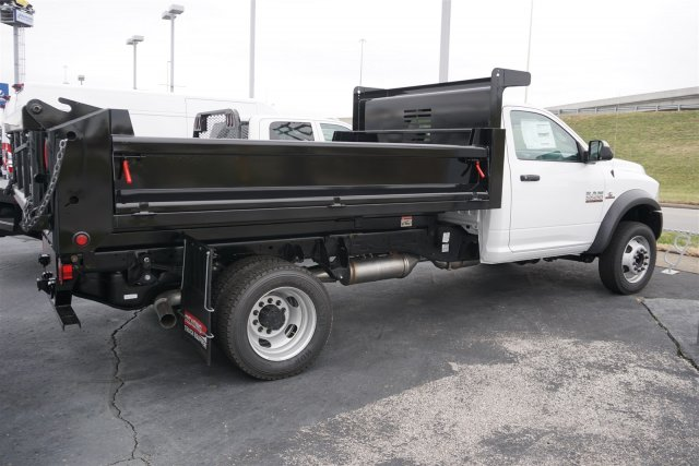 2018 Ram 5500 Regular Cab DRW 4x4,  Air-Flo Dump Body #D182768 - photo 2