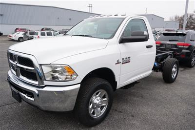 2018 Ram 3500 Regular Cab 4x4,  Cab Chassis #D182771 - photo 4