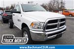 2018 Ram 3500 Regular Cab 4x4,  Cab Chassis #D182771 - photo 1