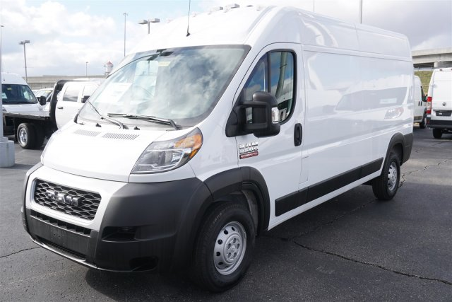 2019 ProMaster 2500 High Roof FWD,  Empty Cargo Van #D190128 - photo 4
