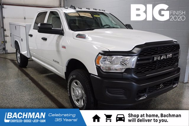 2019 Ram 2500 Crew Cab 4x2, Reading Service Body #D190727 - photo 1