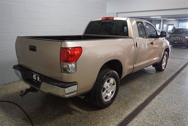 2008 Toyota Tundra Double Cab 4x4, Pickup #D200611B - photo 1